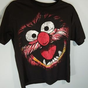 The Muppets Animal Graphic T shirt